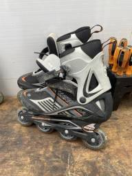 Patins rollerblade pouco uso TAM 41
