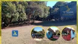 Chácara com 2 dormitórios à venda, 12100 m² por R$ 185.000 - Zona Rural - Quitandinha/PR