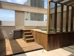 Murano Imobiliária aluga cobertura duplex com 04 quartos na Praia de Itapoã, Vila Velha -