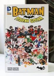 Mangá em Capa Dura - Batman: Pequena Gotham