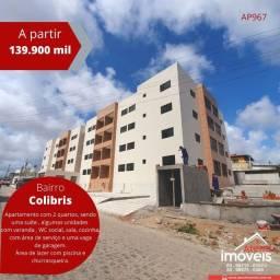 Título do anúncio: Apartamento no Colibris