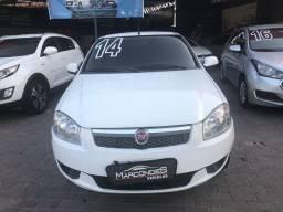 Fiat SIENA el 1.0 completo com Gnv