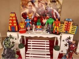 Vendo decoração p festas infantis. Somente o lote inteiro. 1.500