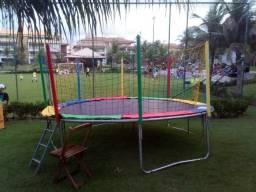 Alugamos pula pula, piscina de bolinhas, basquete, algodão doce, pipoca, mesas e cadeiras