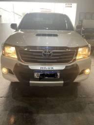 Hilux 3.0 diesel 2015 SRV. A mais completa