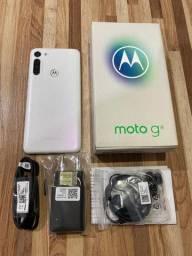 MOTOROLA MOTO G8 PRISMA  64GB (Nota Fiscal + Garantia)