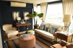 Apartamento com 3 dormitórios para alugar, 174 m² por R$ 3.600,00/mês - Jardim Botânico -