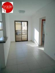 Apartamento com 1 dormitório para alugar, 45 m² por R$ 950,00/mês - Jardim Botânico - Ribe