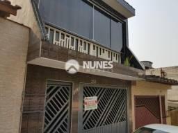 Casa à venda com 2 dormitórios em Jardim roberto, Osasco cod:V348041