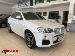 BMW X4 XDRIVE 35i M-Sport 3.0 2015 abaixo da fipe