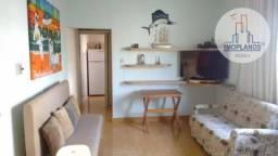 Kitnet à venda, 31 m² por R$ 127.000,00 - Canto do Forte - Praia Grande/SP