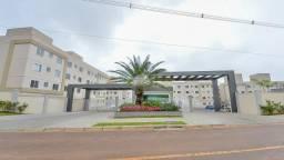 Apartamento à venda com 1 dormitórios em Santo antonio, São josé dos pinhais cod:925872