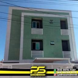 Apartamento com 2 dormitórios para alugar, 60 m² por R$ 1.250/mês - Bancários - João Pesso