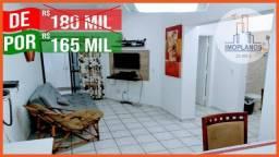 Apartamento com 1 dormitório à venda, 52 m² por R$ 165.000,00 - Aviação - Praia Grande/SP