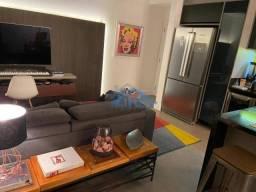 Apartamento com 3 dormitórios à venda, 90 m² por R$ 750.000,00 - Alphaville Empresarial -