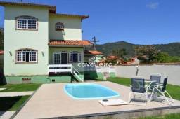 Casa com 3 dormitórios à venda, 145 m² - Flamengo - Maricá/RJ