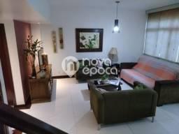 Casa de vila à venda com 3 dormitórios em Tijuca, Rio de janeiro cod:GR3CV44183