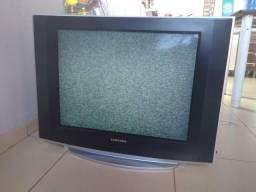 "TV tubo tela plana Samsung 29"""