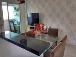 Apartamento 2 quartos, 1 suíte, móveis planejados. Parque Riviera - Cabo Frio/RJ