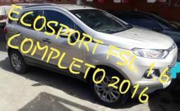 Ecosport FSL 1.6 COMPLETO FLEX 2016 - 2016