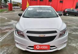 Chevrolet Ônix 1.0 MPFI JOY 8V FLEX 4P MANUAL - 2017