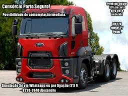 Caminhão ( CONSÓRCIO ) ( PARA SIMULAÇÃO FAVOR CHAMAR NO WHATSAPP QUE ESTÁ NA IMAGEM) - 2016