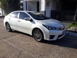 Toyota Corolla XEI 2.0 - 2017 IPVA 2020 Pago - Branco perolazizado - 2017