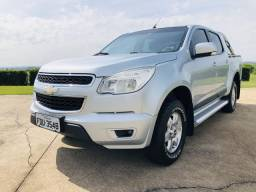 Chevrolet S10 LT 4x4 CD 16V Diesel manual 2013 Vendo, troco e financio - 2013