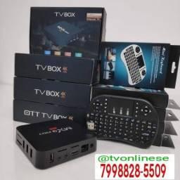 Tvbox 3/16 gb