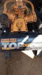 Compressor de 15 Pés 150 libra bom.