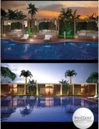 Pipa Golf - Lotes - 300m² - Paraíso