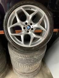 Jogo de Rodas BMW X6 Serie 5.0