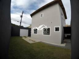 GP=Bela Casa 2Qts - Duplex de Esquina com um Belo Quintal - Próximo a Praia de Manguinhos