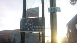 Alugo terreno bem localizado com 275m2 em Dias D'ávila