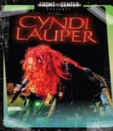 Blu ray Cyndi Lauper - Front & Center Presents
