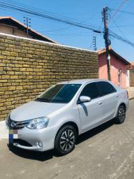 Toyota etios 1.5 sedan platinum 2015/2015