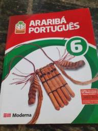Livro de Português Com Respostas Araribá