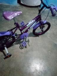 Bicicleta fadinha