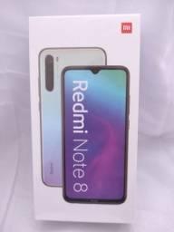 Lindo! Redmi Note 8 128 da Xiaomi// Novo Lacrado com Garantia e Entrega