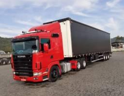 Scania R 114 380 Trucado