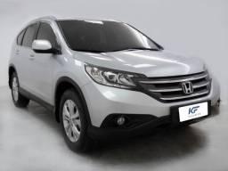 Honda CR-V 2.0 EXL Prata 2013 Blindado Automático CRV