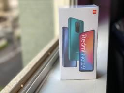 Xiaomi Redmi Note 9, 64GB, Dual Chip, Câmera Quádrupla, Lacrado, Zero, Versão Global