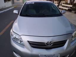 Vende-se Corolla XEI automático 2010.