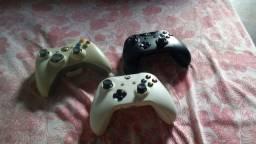 Controle de Xbox one s, controle Xbox one, controle de Xbox 360