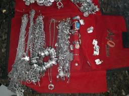 Semi joias em aço inox