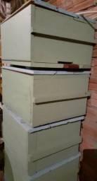 Caixas de abelha