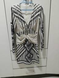 Vestido da marca LANÇA PERFUME
