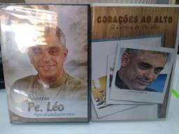 DVD's Palestras Pe. Léo