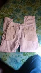 Calça branca R$ 70,00