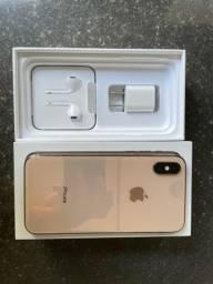iPhone XS dourado 256gb
